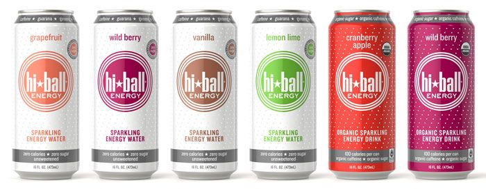Not sure how 'healthy' an energy drink can be but pretty cool design. Designed by Alyssa Warnock. Found on thedieline.com