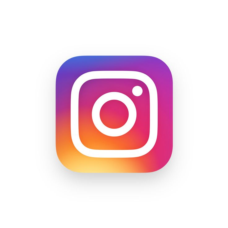 New Icon for Instagram done In-house