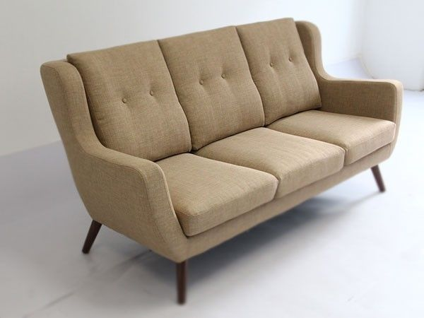 Greve sofa 3S beige Art. nr. SD2080 #thomashillinterior #thinterior #møbeldesign #Interiordesign