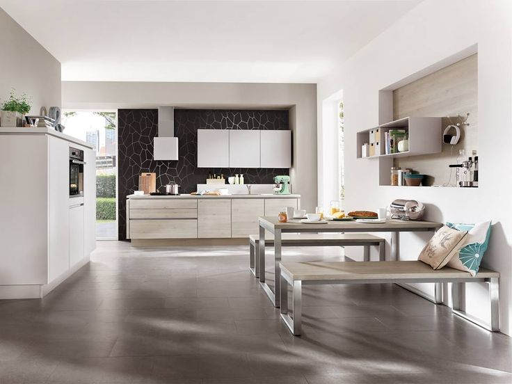 German kitchens direct supply and install beautiful handleless nobilia kitchens