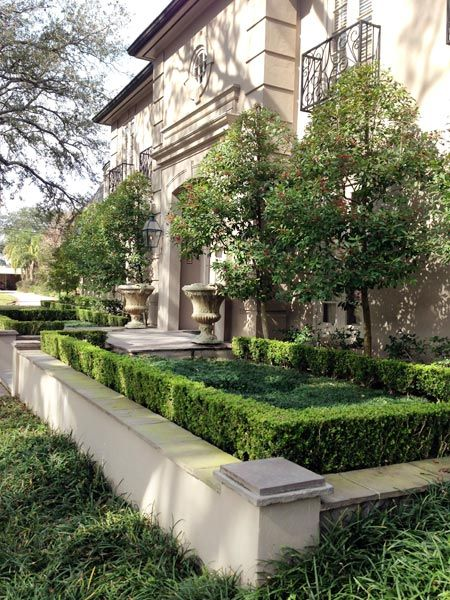 8 best new orleans gardens by ponseti landscaping images for Metairie architects