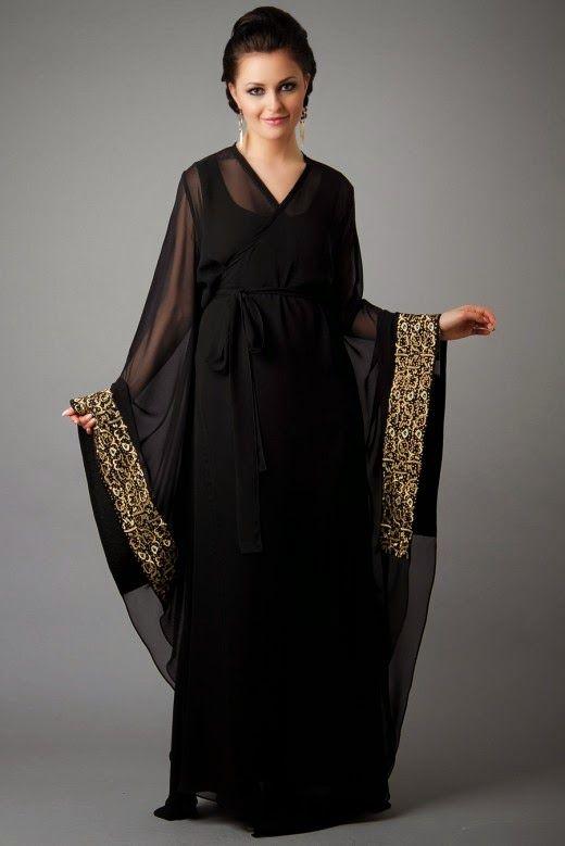 Abaya dubai Chic 2014