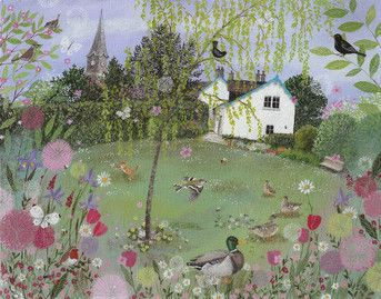 Lucy Grossmith of Heart To Art can create a work of art completely unique and personal to you whether it be for your own home or a gift for someone special.