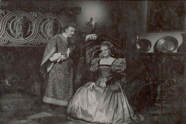 Beszterce ostroma (Keleti Márton, 1948), Ajtay Andor és Tolnay Klári