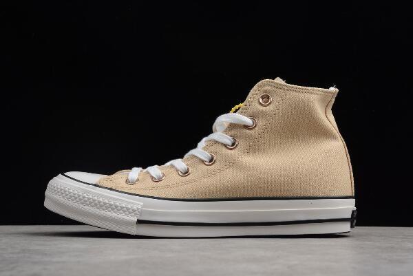 611d836914a0 Converse All Star 100 Colors HI OX Khaki White-Black Shoes 5CK932 ...