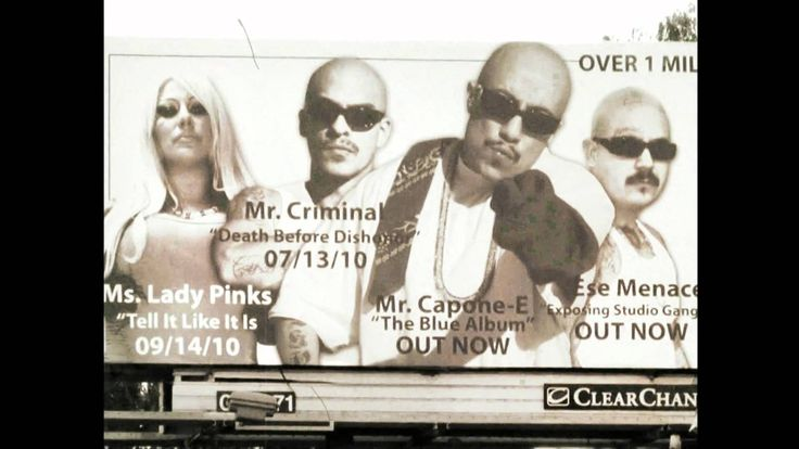 Miss Lady Pinks - Chicano Rap Hall of Shame