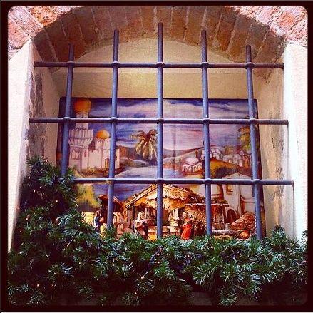 Second place of #UmbriaNatale Instagram contest @gpanormus. #SU14 #SensationalUmbria #Umbria #Instagram #Photography #McCurry #mostra #Fotografia #exhibition