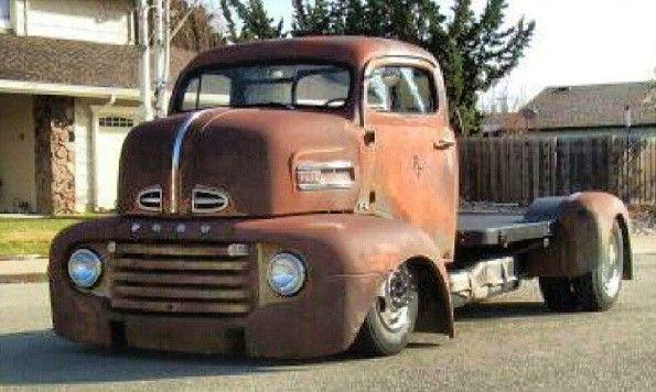 Ford Rat Rod - Diesel Truck Gallery