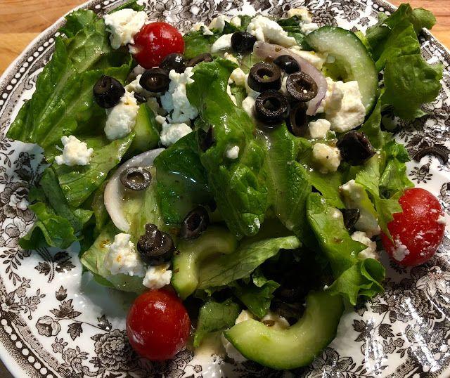Greek Salad #terraskitchen