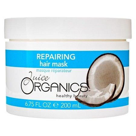 Juice Organics Repairing Hair Mask, Coconut, 6.75 fl. oz Help strengthen and hydrate with this deep treatment mask. http://www.pickvitamin.com/juice-organics-repairing-hair-mask-6-75-fl-oz.html
