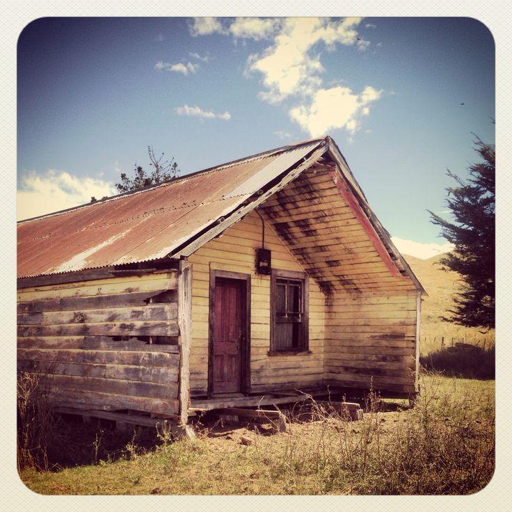 Beautiful Wharenui (meeting house) New Zealand