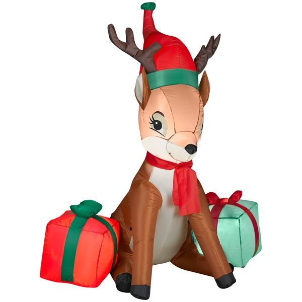 Gemmy Christmas 10 W Airblown Inflatable Winter Carolers: 173 Best Fun Christmas Inflatables Images On Pinterest