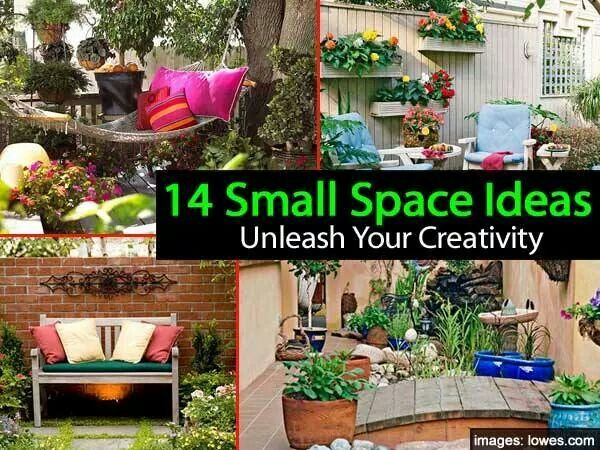 Garden Ideas For Small Space water feature surrounded by plantings Pallet Vertical Garden