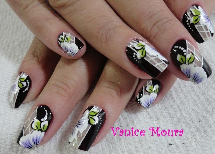Vanice Moura #nail #nails #nailart