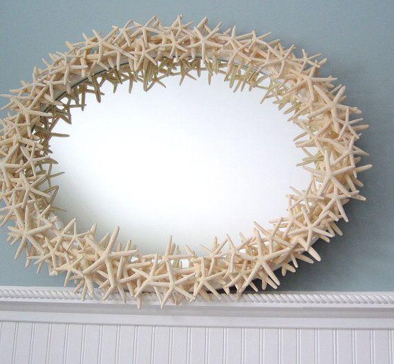 Coastal Wall Mirrors best 25+ starfish mirror ideas on pinterest | beach style wall