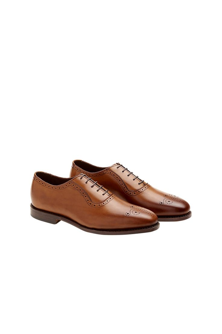 Buy a Allen Edmonds for Joseph Abboud Cornwallis Brown Dress Shoes and other Dress at Joseph Abboud. Browse the latest styles and selection in men's clothing.