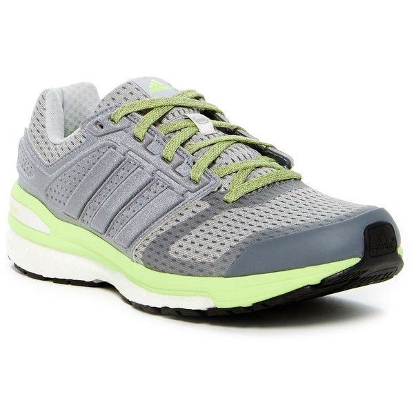 adidas Supernova Sequence 8 Running Shoes (320 HRK) ❤ liked on Polyvore featuring shoes, athletic shoes, adidas, round cap, adidas athletic shoes, adidas shoes and lace up shoes