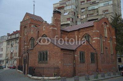 Anglican Church, Bucharest, Romania