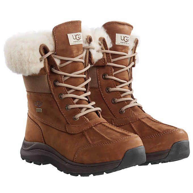 NEW AUTHENTIC UGG Women's Shoes Waterproof Adirondack III