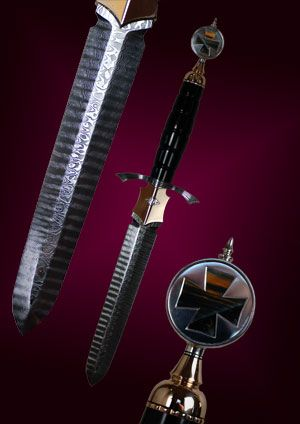 SPIROUX Swedish handmade Custom knives