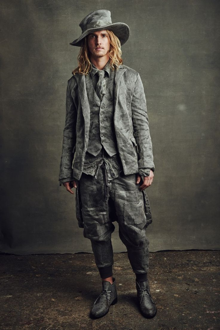 Greg Lauren Explores the Idea of the Hero for Fall