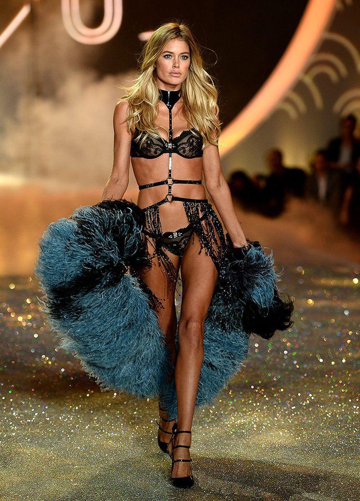 Desfile Victorias Secret 2013 - Doutzen Kroes