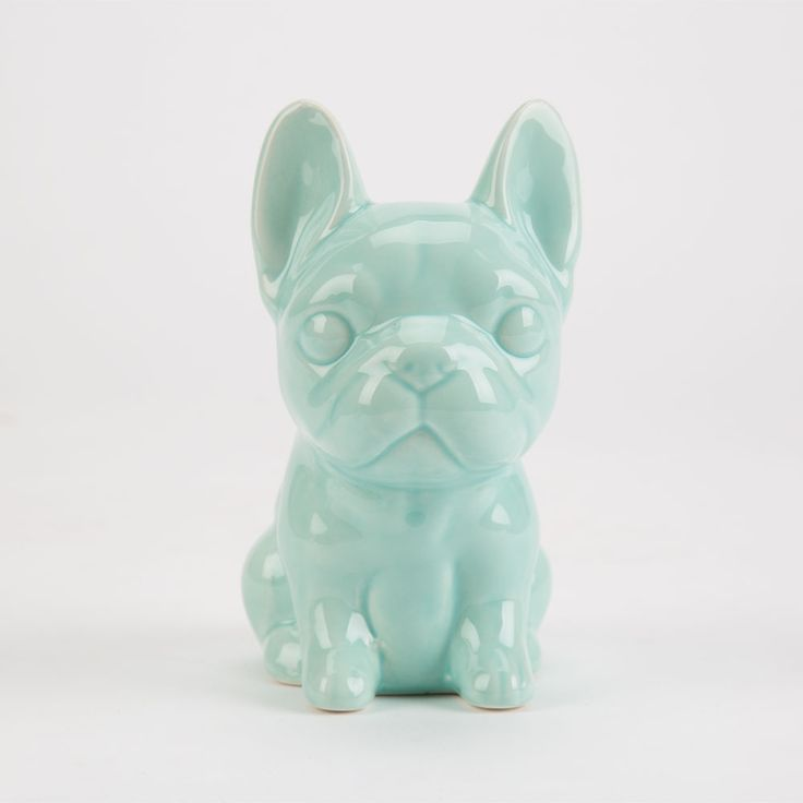 Ceramic Frenchie Bank #frenchie