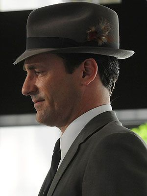 distinguished men in hats...yum