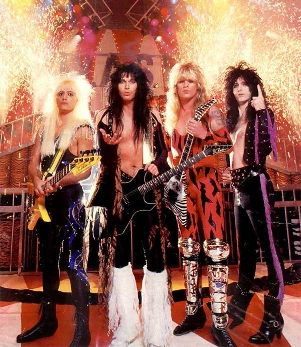 Inside the Electric Circus:Johnny Rod – bass Blackie Lawless - guitars-vocals Chris Holmes – guitar Steve Riley – drums