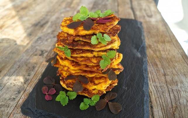 Kostblog: Sweet Potato Pancakes - fit living - ALT.dk