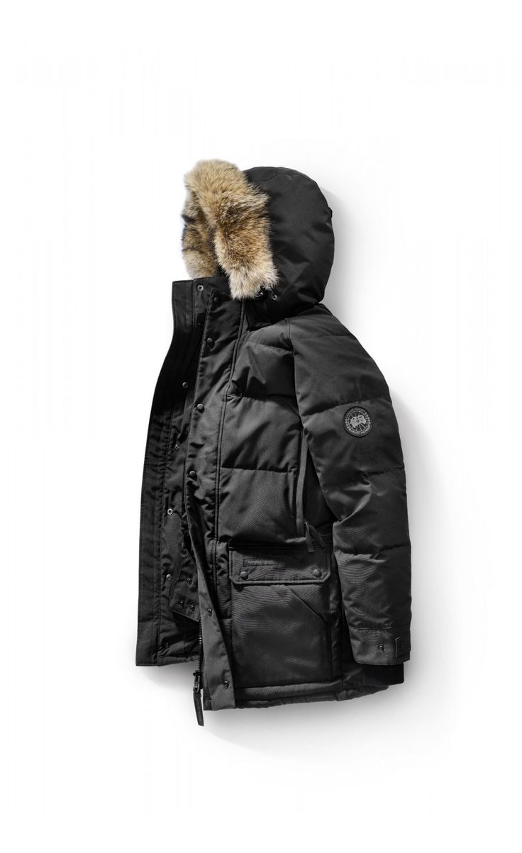 Canada Goose Emory Parka Black Label Men - Canada Goose #canadagoose #parka #jacket #fashion #Halloween #blackFriday