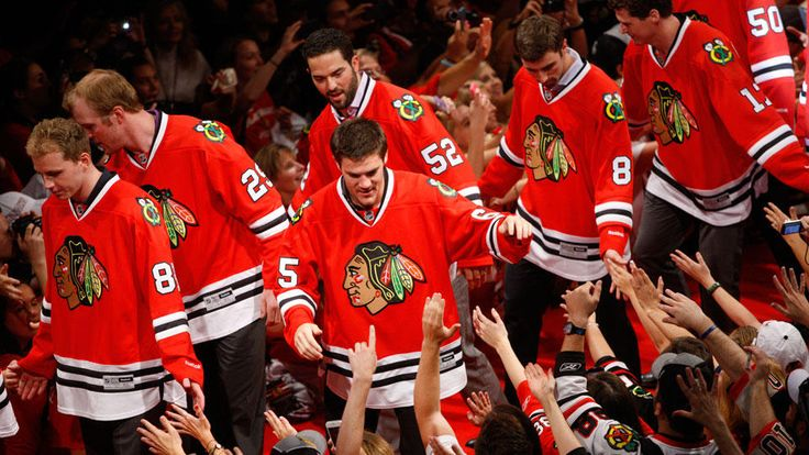 2013 Blackhawks Convention: Day 1 - 07/26/2013 - Chicago Blackhawks - Player Appearances & Events Photo Gallery