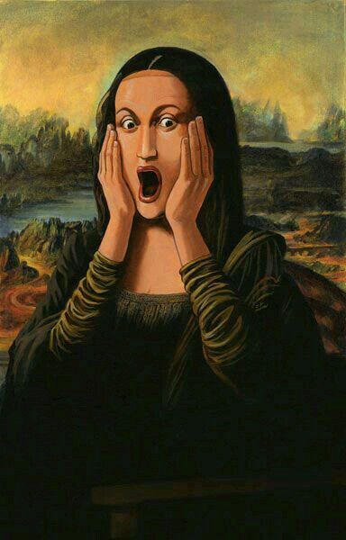 1000 images about parodia de la mona lisa on pinterest for Can you buy the mona lisa