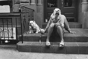Эллиот Эрвитт: Нью-Йорк, 2000