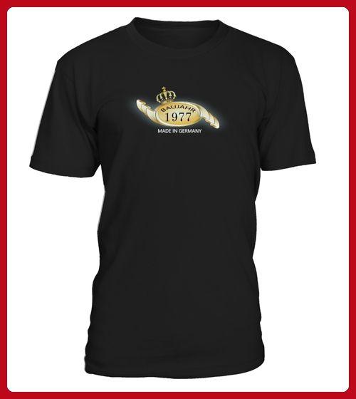BAUJAHR  MADE IN GERMANY - Shirts für paare (*Partner-Link)