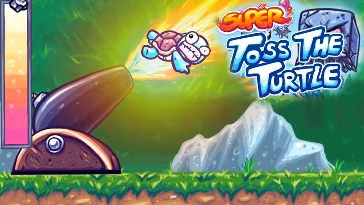 Super Toss the Turtle - La tartaruga cannone! - Android Oggi siamo su un nuovo gioco, ovvero Super Toss the Turtle per Android! In questo gioco dovremo cercare di arrivare il più lontano possibile sparando Toss la tartaruga utilizzando un cannone! Per far #supertosstheturtle #android #action