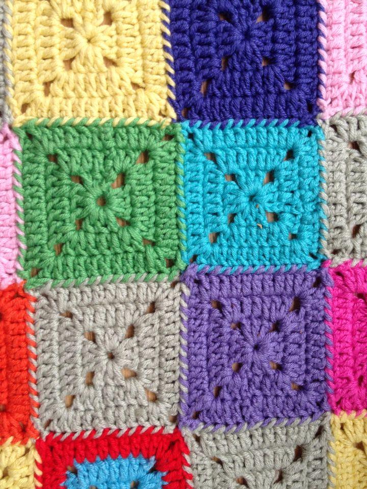 Granny, crochet