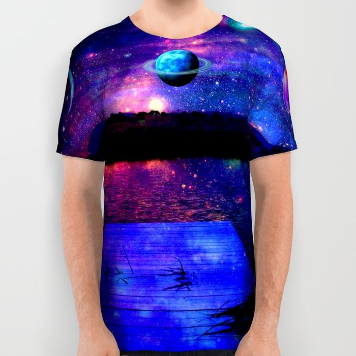 Universe All Over Print Shirt