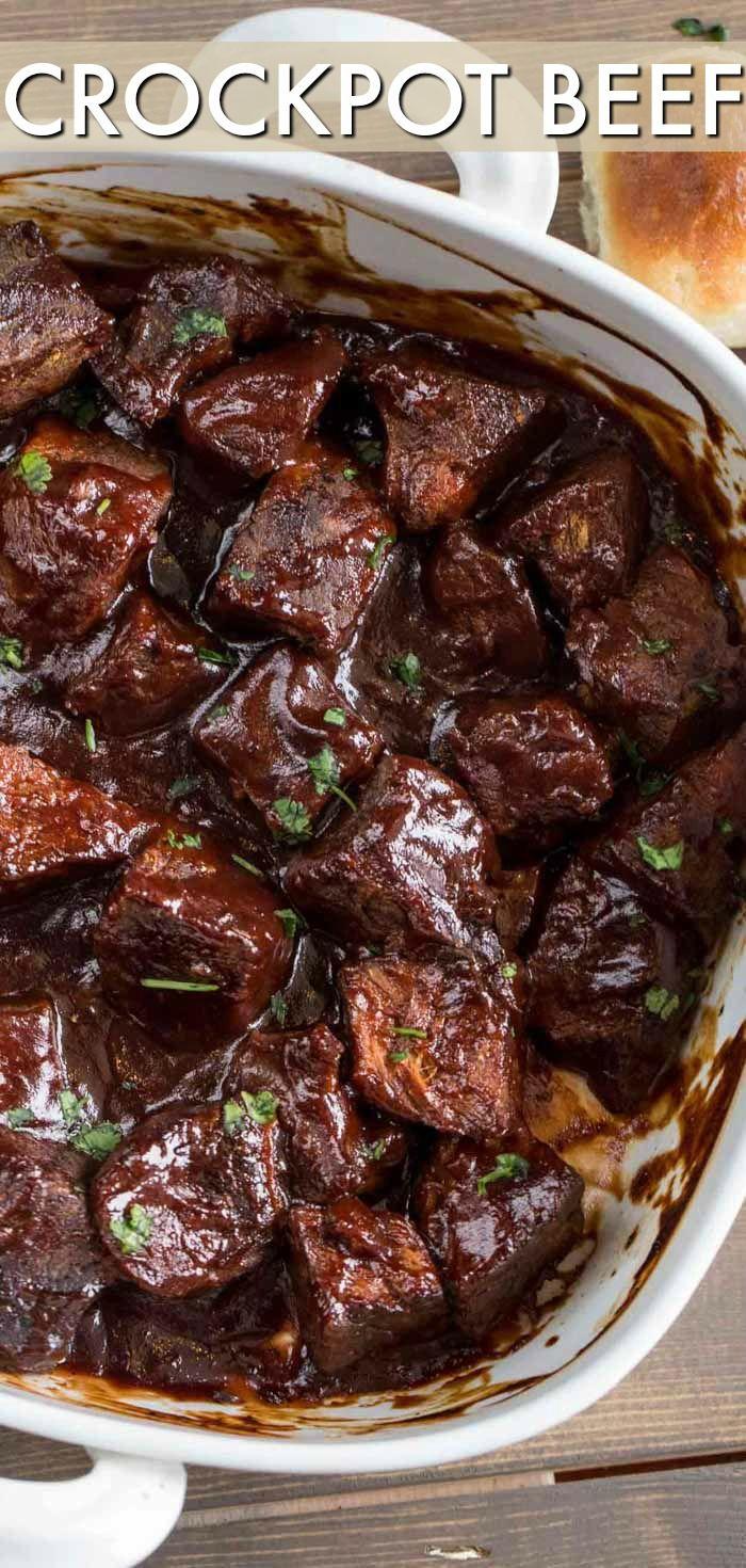 BBQ Crockpot Roast