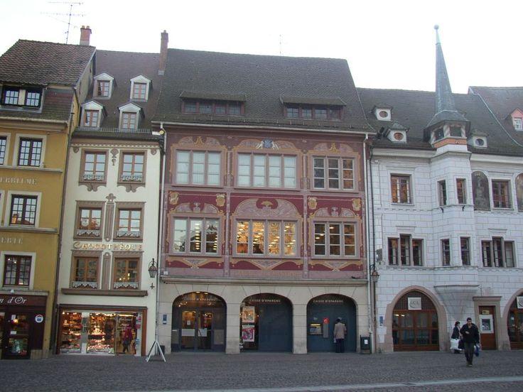 Ancien poêle de la tribu des tailleurs - #Mulhouse - #Alsace