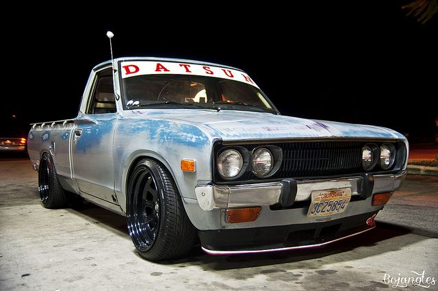 Sweet lookin Datsun 620 | Datsun | Pinterest | Sweet and ...