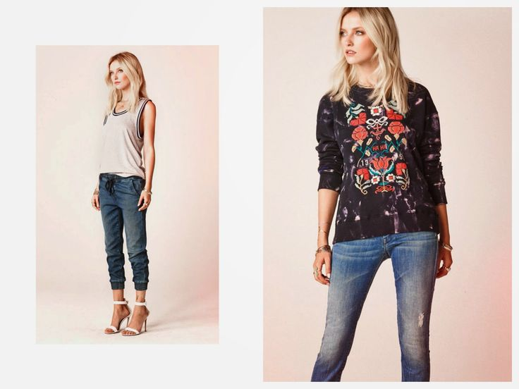 God Save the Queen and all: MOTHER Denim SS15