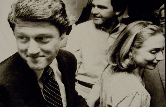 Bill and Hillary Clinton's Family Album
