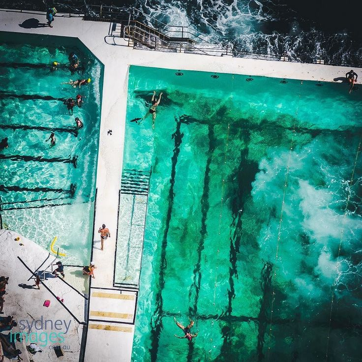 Bondi Icebergs. Very photographed and very photogenic. #bomdibeach #bondi #beach #sydneybeaches #aerialphotography #helicopter #sydneyimages #summer #sydney #ilovebondi #ilovesydney @theskykings @sydney #visitsydney  #visitsydney #visitnsw #sydneylocal #beachzone #sydney_insta #sydneycommunity #sydneytodo #australia #swimming  #amazing_australia #seeaustralia @australia by sydneyimages