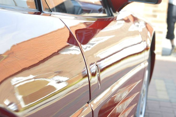 a great finish, reflection and shine after using ceramicpro light.  www.waxyclean.co.uk www.detailedyourcar.co.uk