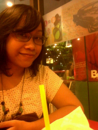 At KFC Grage Mall Cirebon