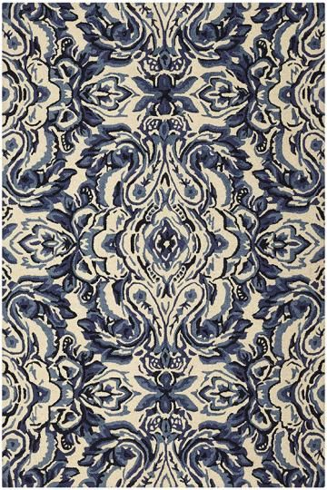 Gramercy Area Rug - Hand-tufted Rugs - Wool Blend Rugs - Blended Rugs - Transitional Rugs | HomeDecorators.com