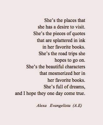 ~the unintended muse~