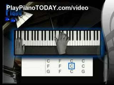 how to play salsa on piano pdf