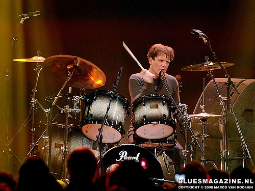 Gary Husband (born: June 14, 1960, Leeds, United Kingdom) is an English jazz and rock drummer, pianist and bandleader. He played with  Level 42, Allan Holdsworth, Jack Bruce, Jack Bruce/Robin Trower/Gary Husband, Billy Cobham, John McLaughlin, Mark King and others.